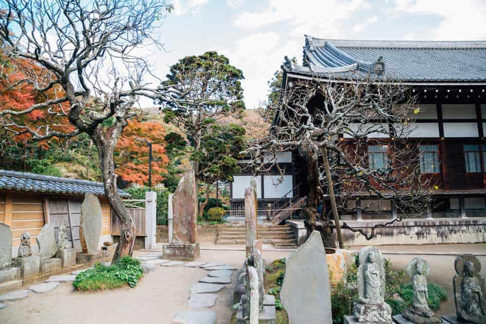 Engaku-ji in Kamakura