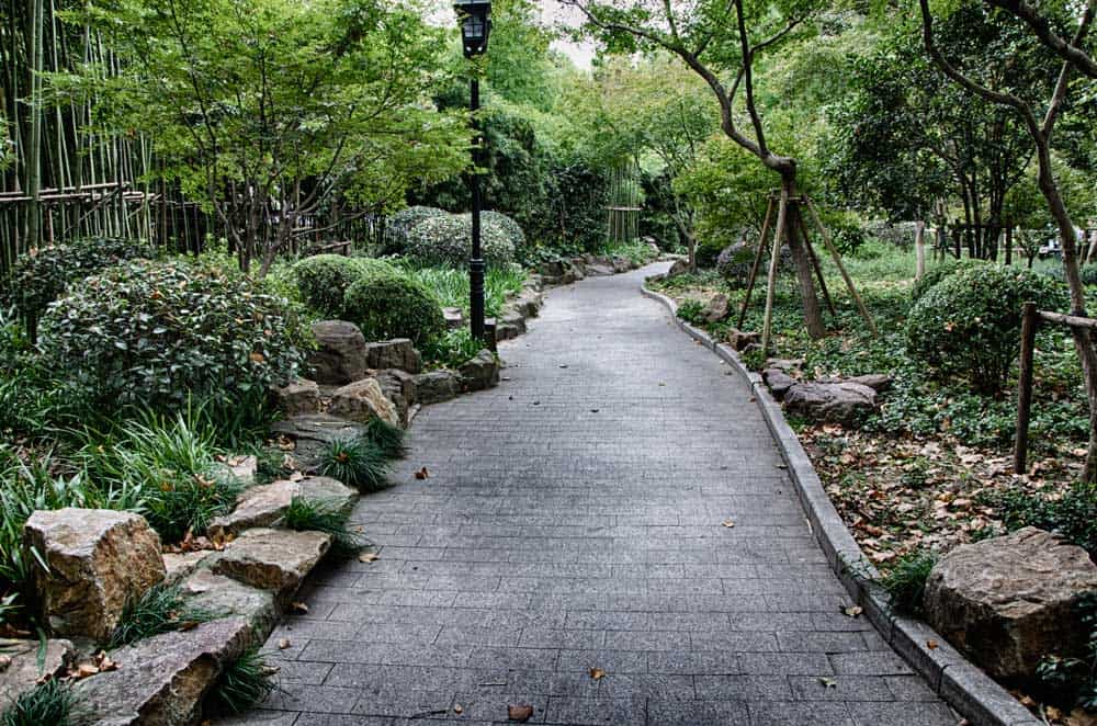 Fuxing Park in Former French Concession