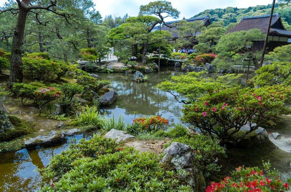 Garden @ Ginkaku-ji