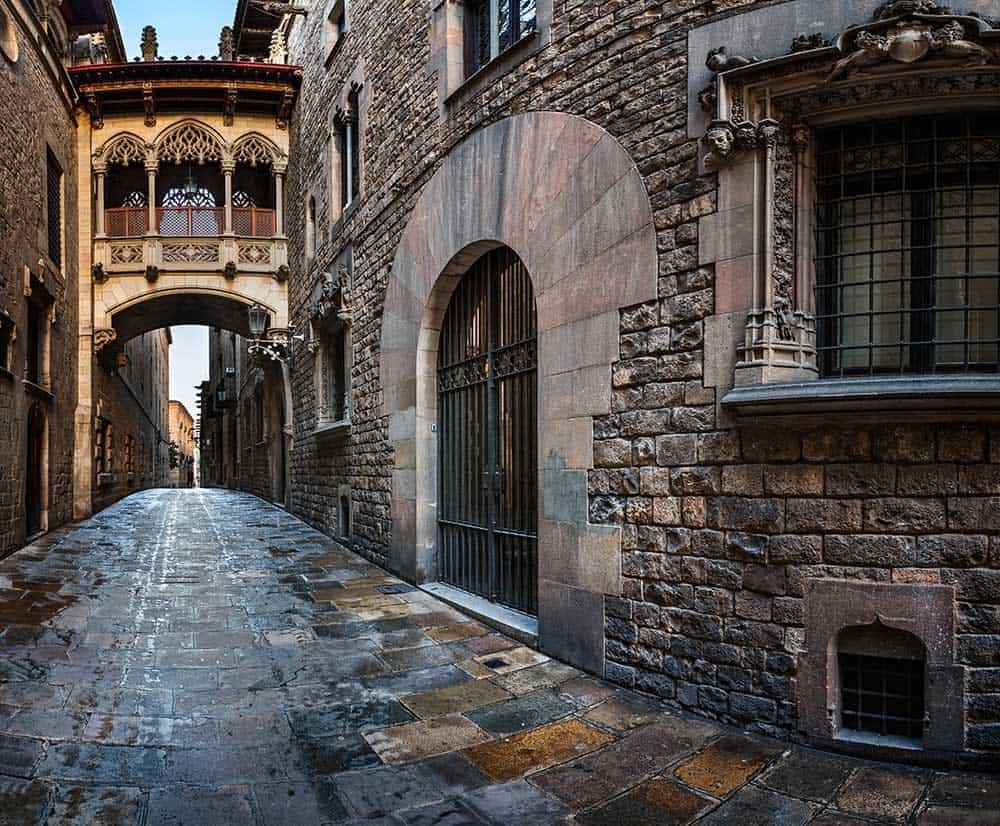 Barri Gotic (Gothic Quarter)