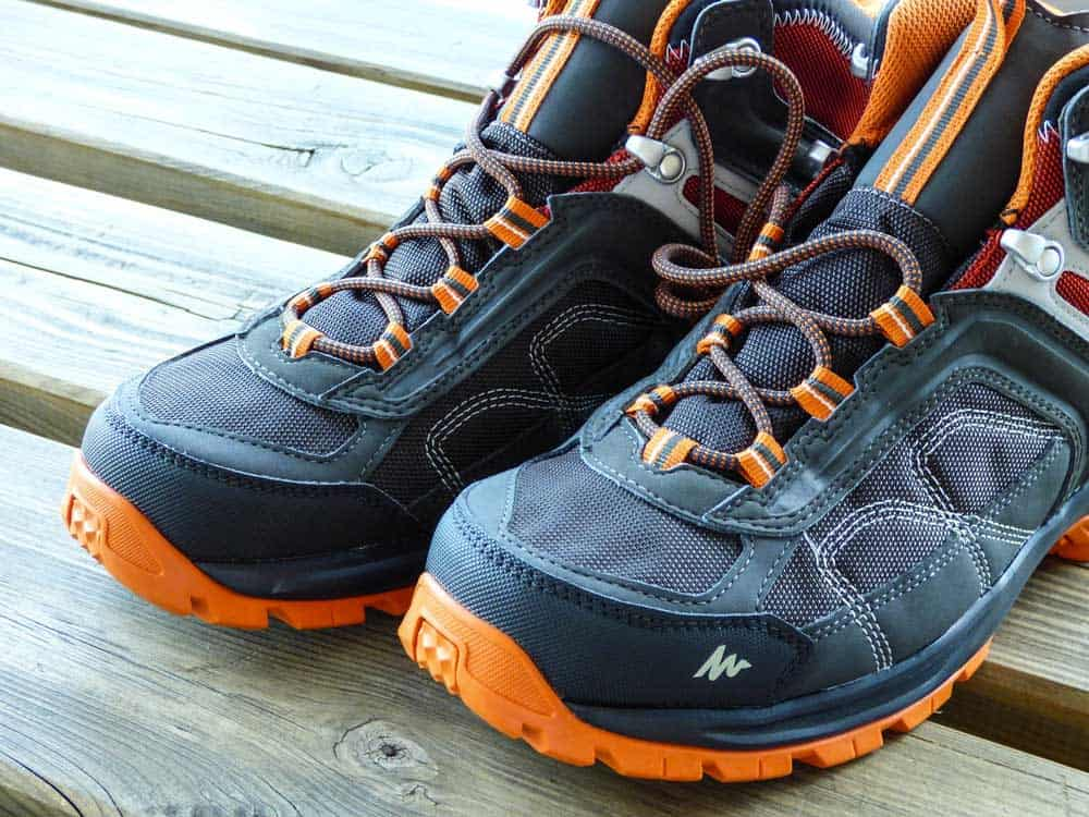 Hiking Boots for Men: Uppers