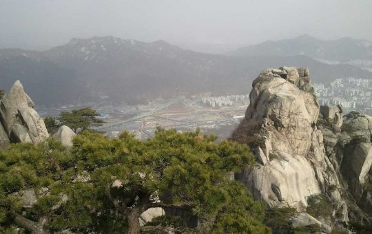 Hiking in Seoul, South Korea: The Best Trails