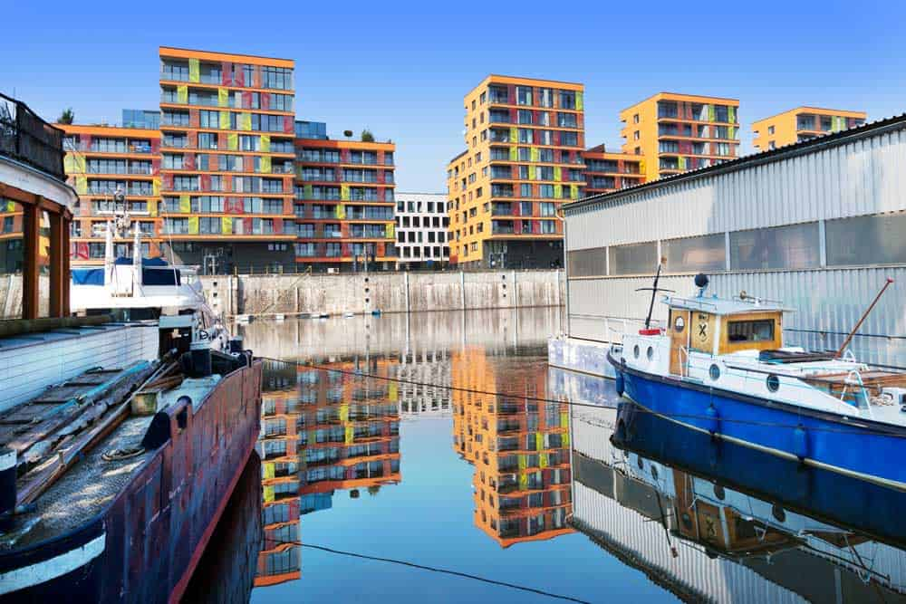 Holesovice Harbour