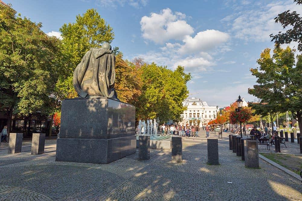 Hviezoslav Square