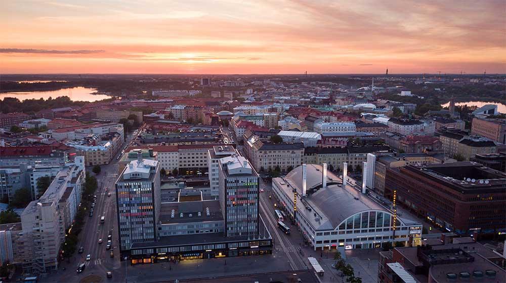 Kamppi in Helsinki