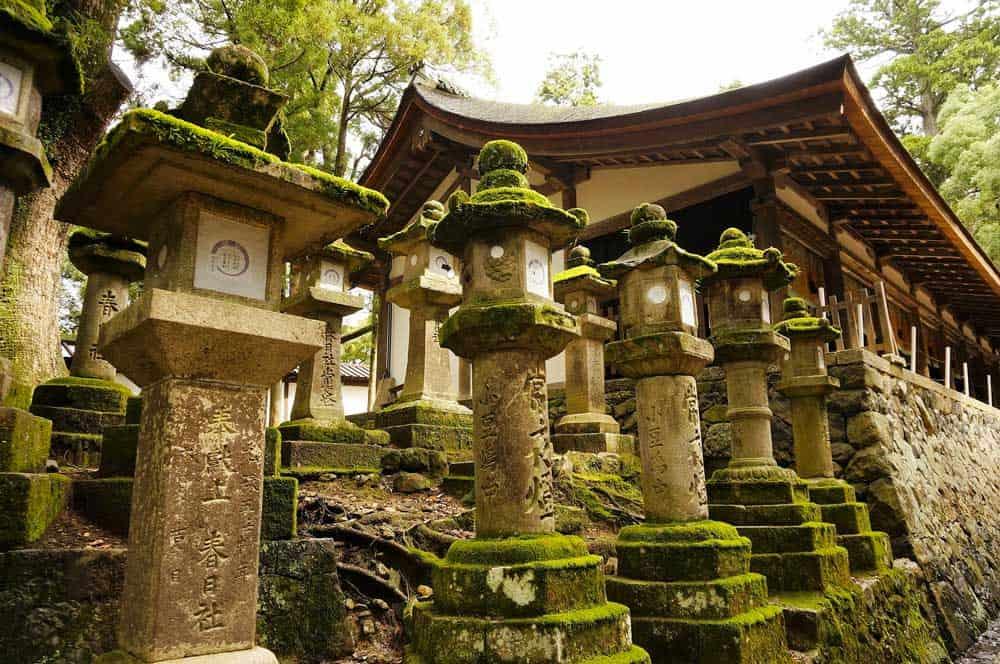Kasuga-taisha in Nara
