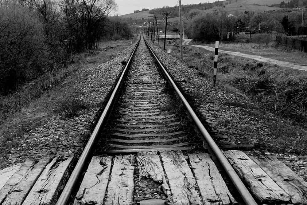 Railway in Slovakia