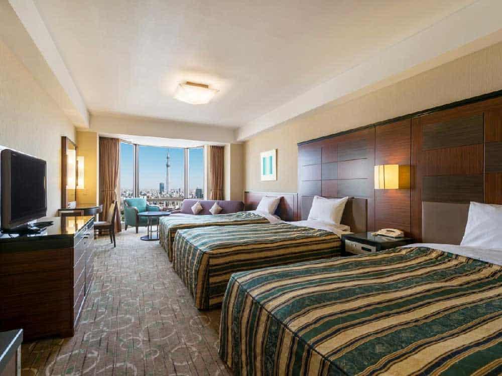 Room Asakusa View Hotel