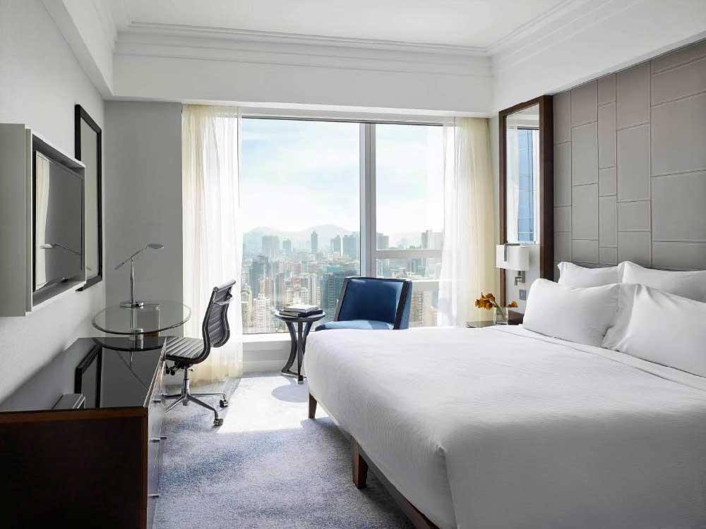 Room @ Cordis Hong Kong in Kowloon, Hong Kong