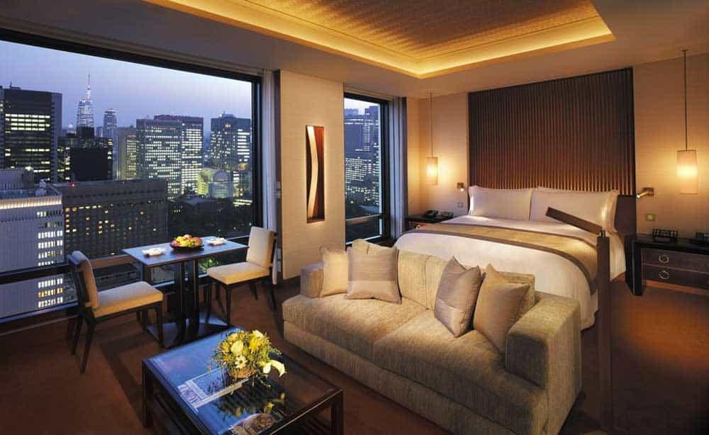 Room @ The Peninsula Tokyo