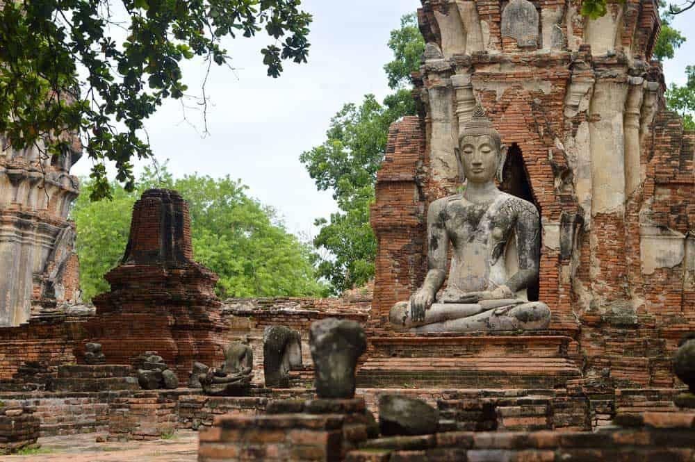 Ruins in Ayutthaya