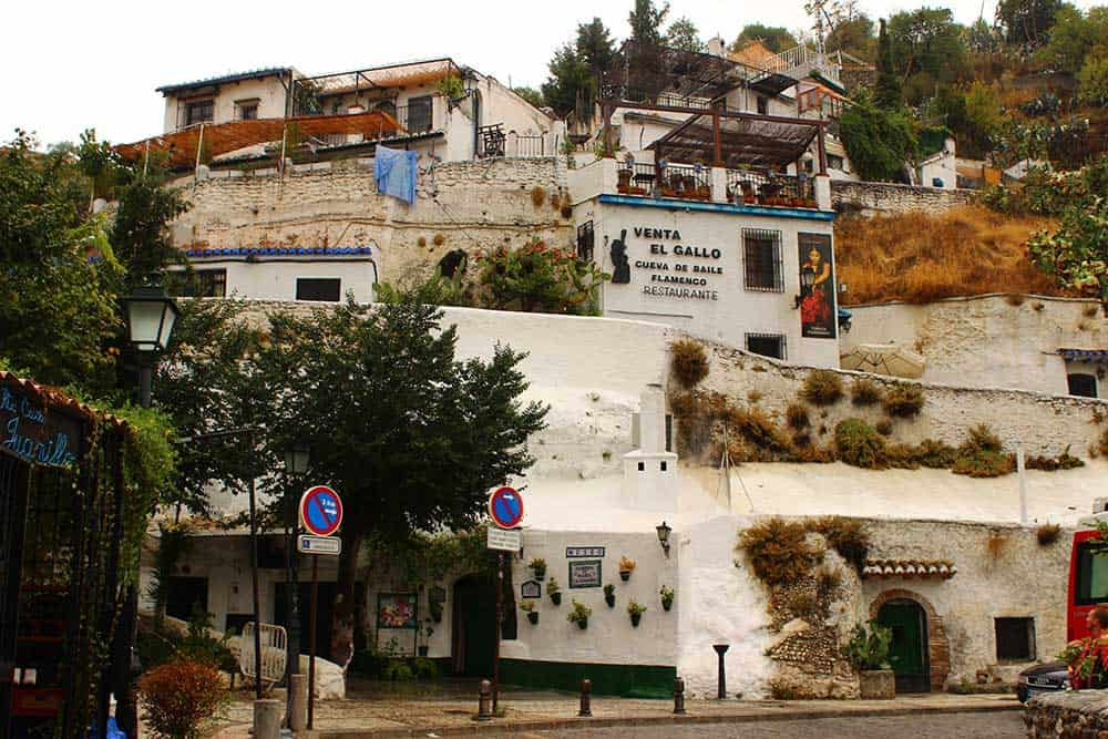 Sacromonte (Gypsy Quarter)