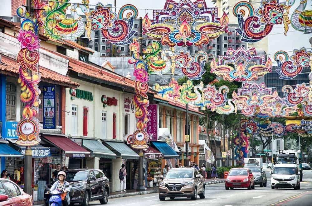 Serangoon Road Little India Singapore