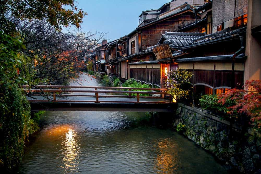 Shirakawa Gion District