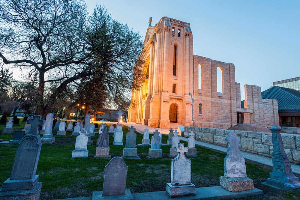 St Boniface Cathedral