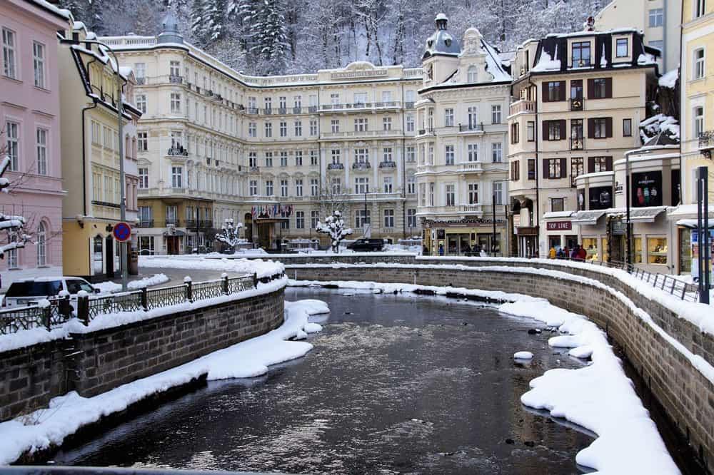 Grand Hotel, Karlovy Vary, Czech Republic