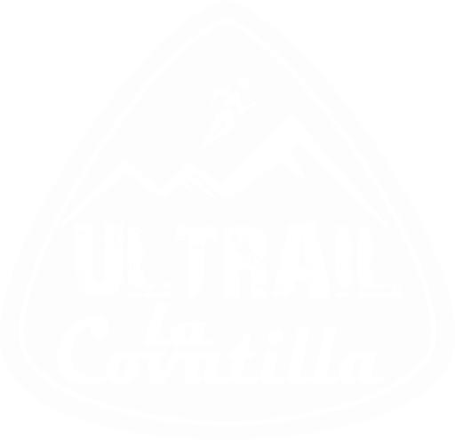 Logo Ultrail La Covatilla Blanco