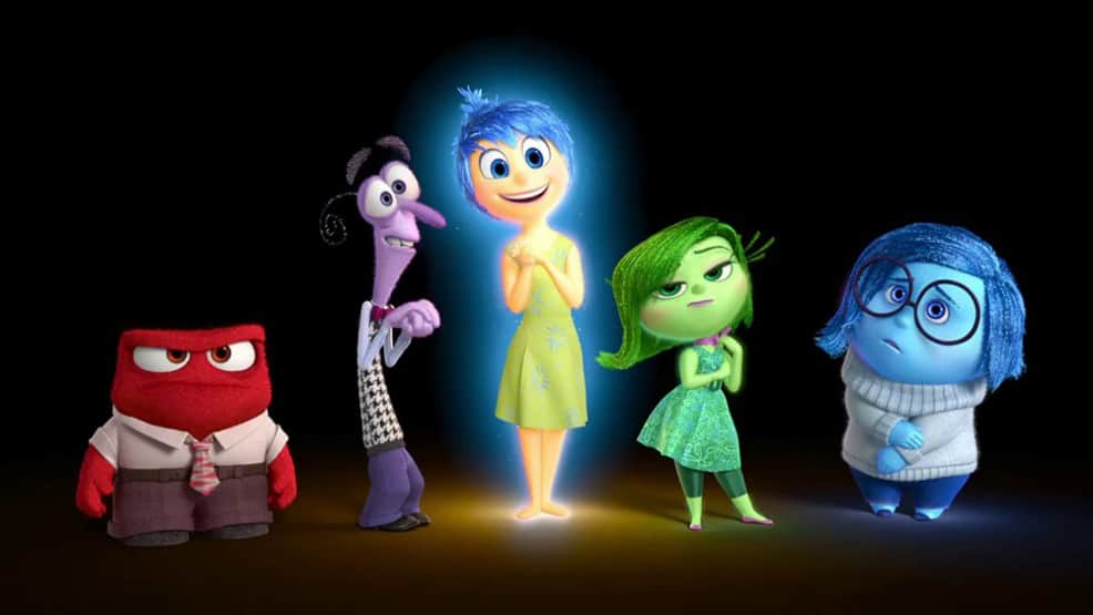 Inside Out Movie   Inner Selves, Emotions