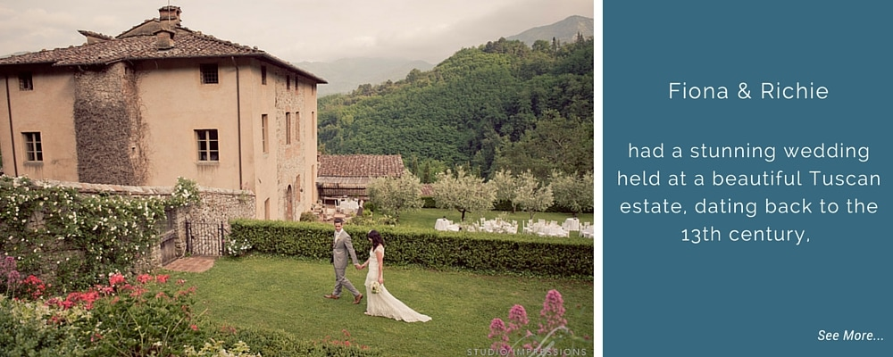 Fiona & Richie's wedding in Tuscany // Accent Events // Studio Impressions