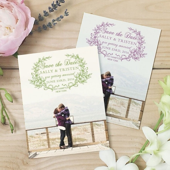 Basic Invite Wedding Stationery Member of the Destination Wedding Directory by Weddings Abroad Guide