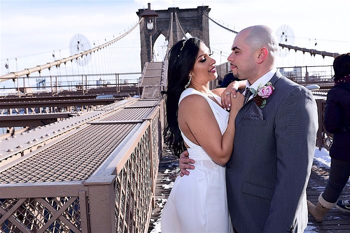 New York City Elopement & Wedding Photography // City Hall Wedding Photographer member of the Destination Wedding Directory by Weddings Abroad Guide