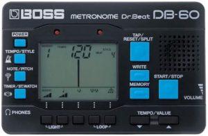 Boss Db 60 Digital Metronome