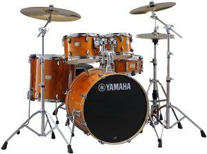 Yamaha Stage Custom Birch 5 Piece Drum Shell Pack