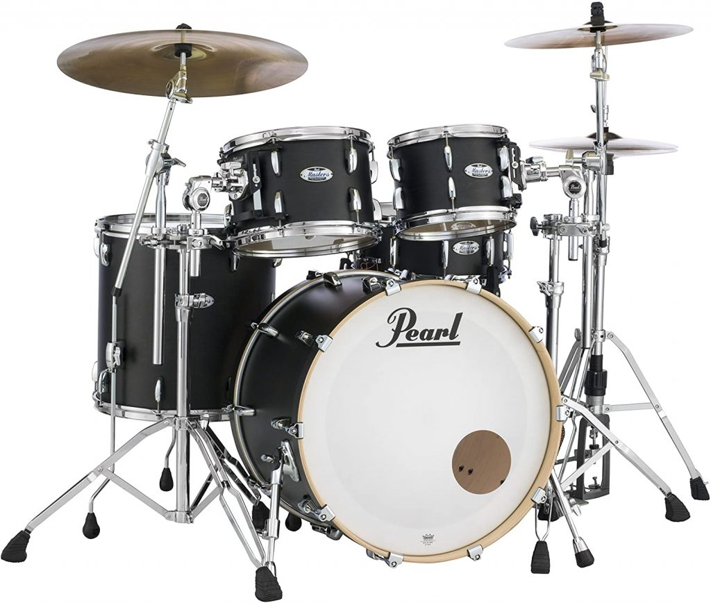 Pearl Masters Maple Complete Set