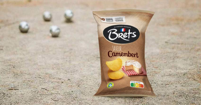 FRENCH chips in France: unusual flavours you can't get outside france