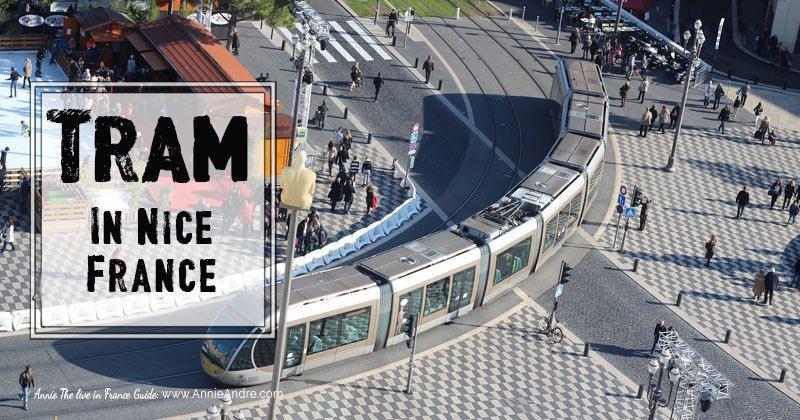 public transportation in Nice France