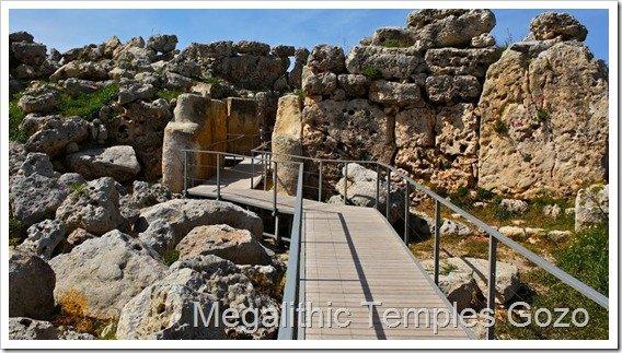 gozo oldest temple