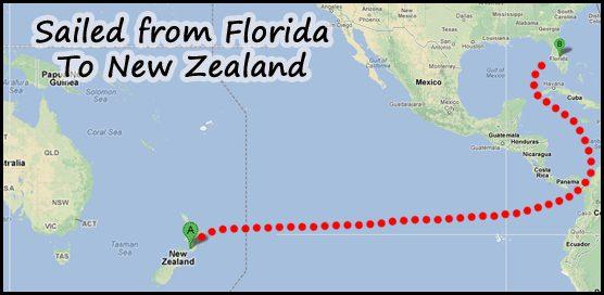 sail-florida-new-zealand: How To Travel Indefinitely: