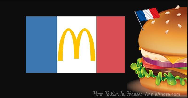 Do French People Eat AT McDonalds? Fast Food In France!