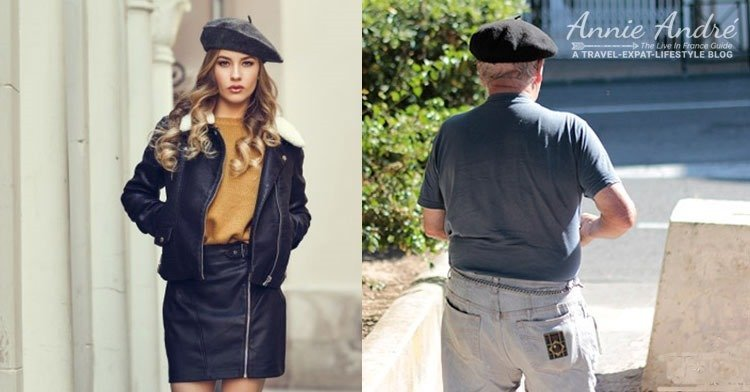 French stereotype and cliches: Do French people wear French berets?