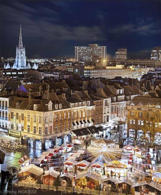Lille France, Christmas Market
