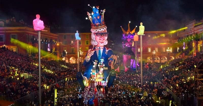 Carnival de Nice King