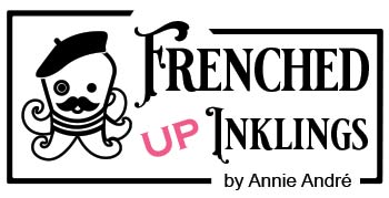 frenched up Inklings logo for Annie André