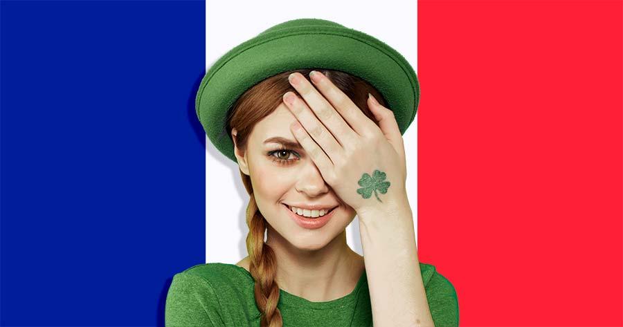 saint Patrick's day in France