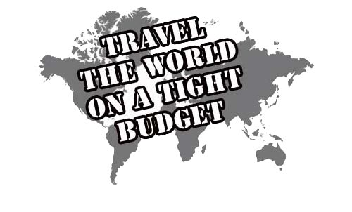 Useful resources and ideas to help you travel the world on a tight budget