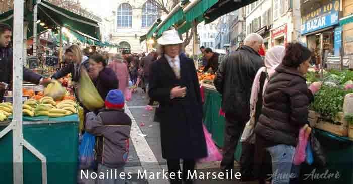 Noailles Market Marseille France