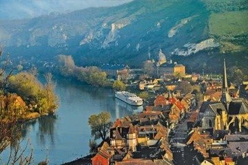 Photo of river-Barones: River cruises usually stay by land at all times. So you get a great scenic view.