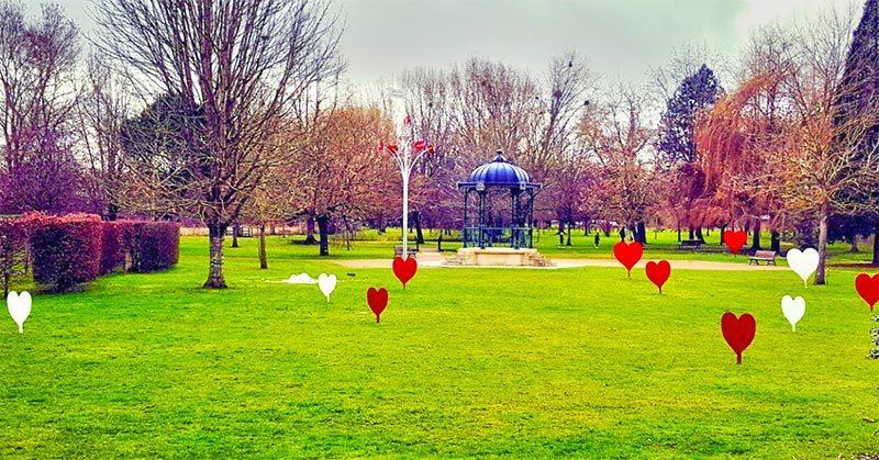 saint-valentin-gazebo where you can get married
