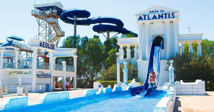 Largest water theme park in Europe is in Cyprus: WATERWORLD