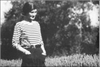 Coco Chanel was the first to turn the sailors striped shirt undergarment into a fashion statement