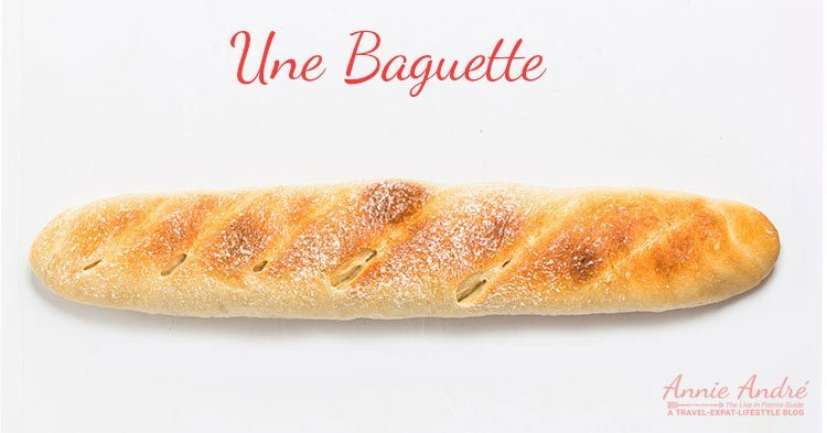 French stereotype and cliches: Baguettes