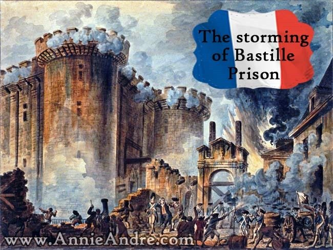The storming of the Bastille prison was a turning point in the French revolution and the beginning of the end of the French monarchy