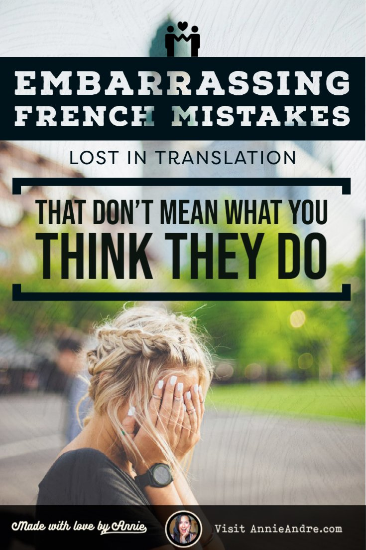 PIN sexy French phrases horny