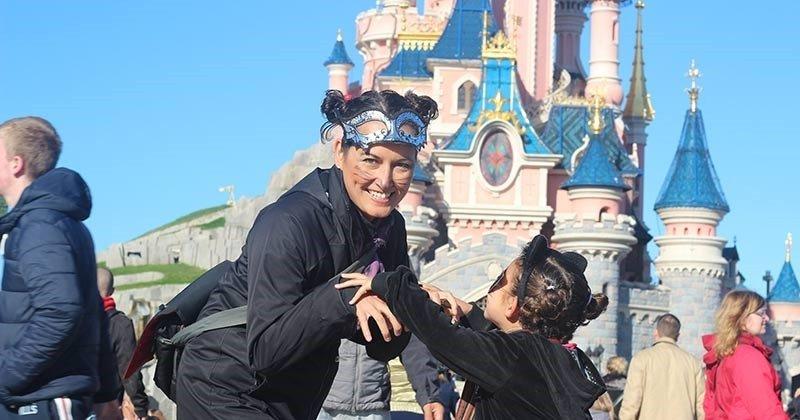 Disneyland Paris for halloween