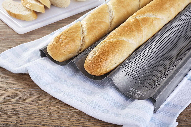 Baguette Baking Pan