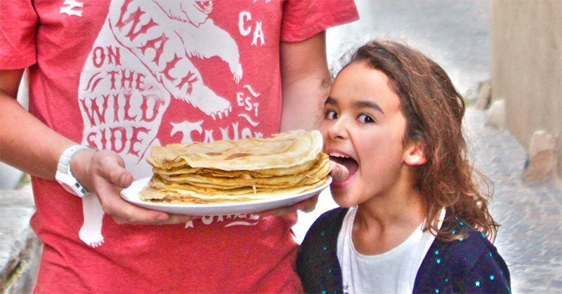 crepe day, the French groundhog day